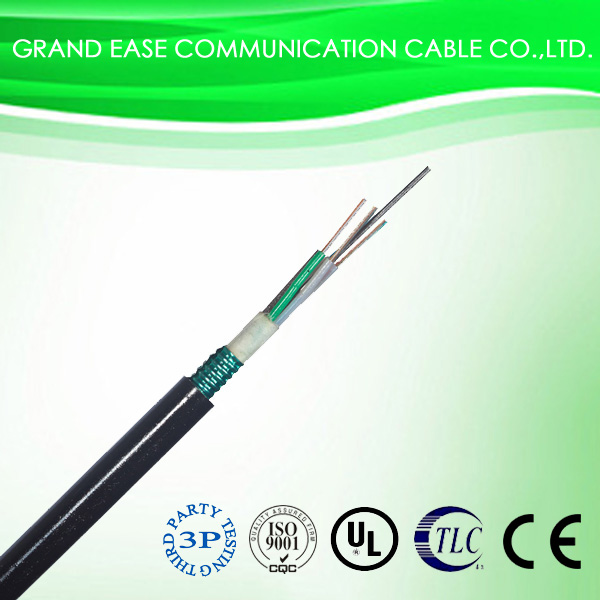 fiber fiber optic GYFTS cable for communication