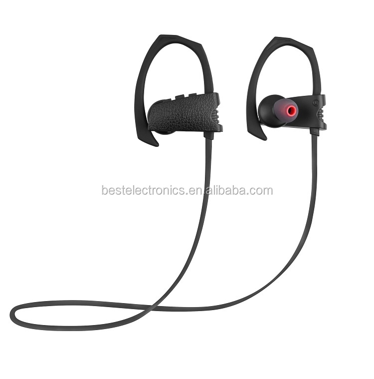 Factory Wholesale <strong>Q10</strong> Sports Mobile Wireless Bluetooth Earphones Stereo Best Music Smart Headphones for iPhone Android