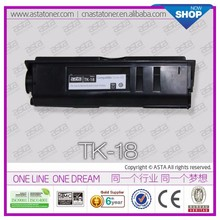 toner cartridge consumable tk-18 laser printer FS-1020D FS-1020N