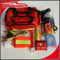 auto emergency kits/emergency preparedness kits/roadside emergency kit