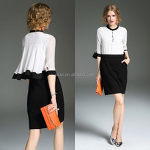 OEM service fashion women clothing casual dress Philippines good quality for young women cape dress women