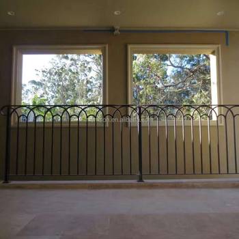 cheap price iron balusters for stairs