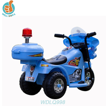 WDLQ998 Children Ride-On Motorcycle/Three Wheels Electric Kids Motor Bike Mario Ride On Car