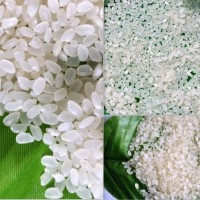Safe And Green China Northeast Short Grain Organic 5% Broken White Rice