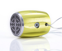 2016 Cute Super Mini Pocket Portable Hifi Bass Bluetooth Speaker