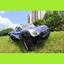 1:10 Rc Car Chassis Gas Rc Car 100Km H Toys for kids