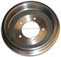 Very good performance brake drum used for heavy trucks