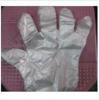 Surgical/Medical/Plastic/Polyethylene/Poly/CPE/HDPE/LDPE glove