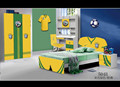 The MDF Bedroom Furniture For Boys