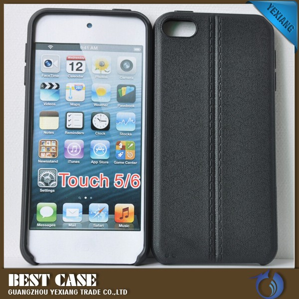 for ipod touch 5 6 phone cover, soft tpu case for touch 5/6