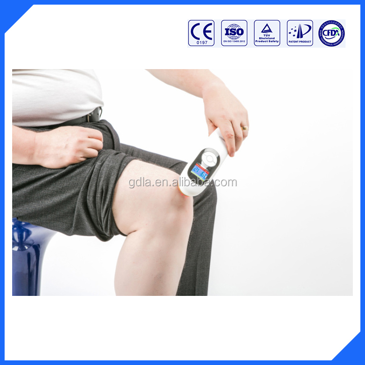 808nm pain relief therapy machine to arthritis/joint pain relieving