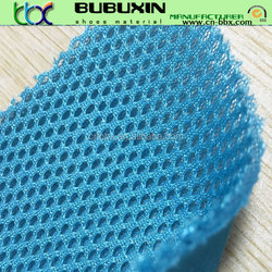 180g spacer mesh fabric mesh fabric for sports shoes