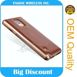 genuine flip leather cover case for samsung galaxy young s6310 original