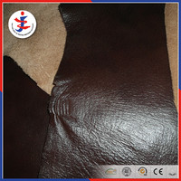 Upholstery genuine leather Adopted with true leather