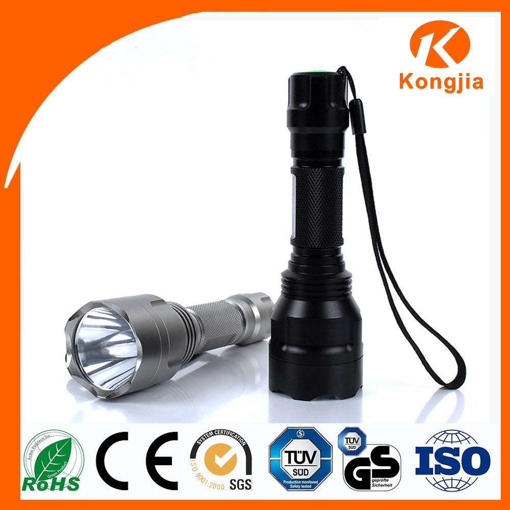 KONGJIA Factory Price Express Alibaba Q5 200LM Best LED Flexible Torch Tire