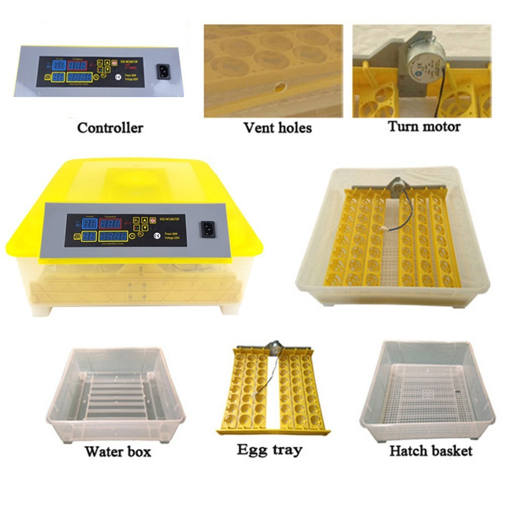 48 eggs mini egg Incubator price with Promotional Price for sale