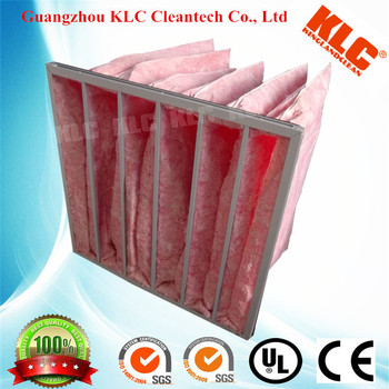 (Filtro de Bolsa) large dust holding Bag filter from KLC