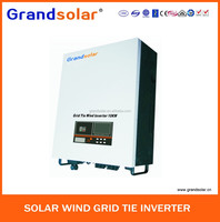 10KW THREE PHASE 1000DC TO AC SOLAR PANEL FREQUENCY INVERTER/10KW ON GRID TIE INVERTER
