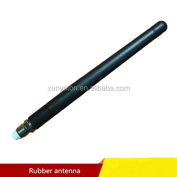 Factory Price Rubber Antenna 868Mhz,2dbi FME Jack straight antenna for Ham radio