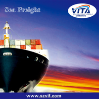 Hot China Transport Shipping Ocean Freight