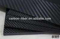 "Two-Sided Gloss or matte 3k twill or 3k plain 1.5mm Carbon Fiber Sheet ~ 1/8"" x 24"" x 36"""