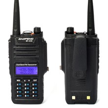 Baofeng BF-A58 IP67 Waterproof Dual Band 136-174/400-520MHz Ham Two Way Radio Walkie Talkie 10KM Range