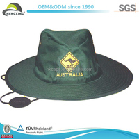 Fashion High Quality Wholesale Cowboy Hat With String