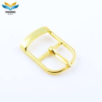 china wholesale fashion metal buckle for cap