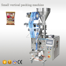 Automatic snacks apple chips packing machine