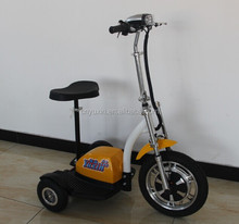 2017 factory price Adult 3 wheel electric mobility Scooter / Three Wheel Electric Scooter for Disable CE Approval