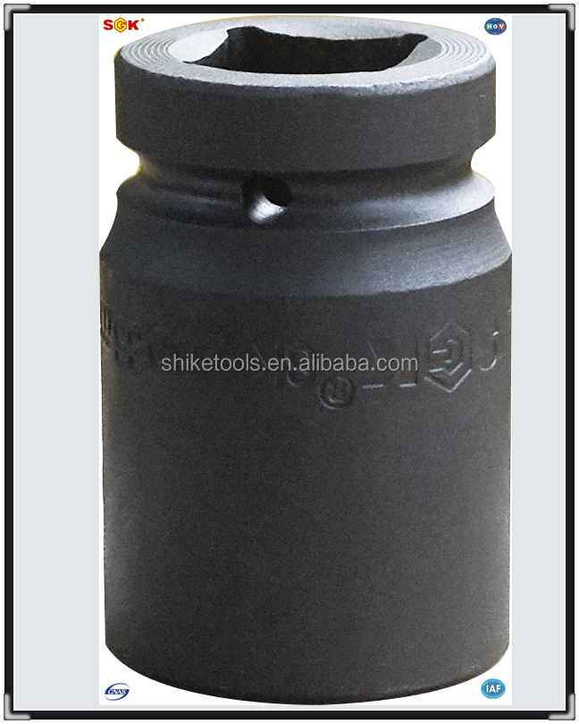 42CR-MO Chrome molybdenum steel socket