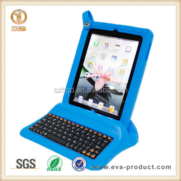 China manufacturer cheap factory price for ipad 3 4 tablet pc rubber case for ipad