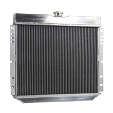 Car aluminum radiator for 1967 to 1969 Mustang 1963 to 1969 Fairlane