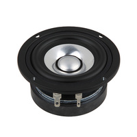 Ultra-compact and light weight 3 inch full range for bluetooth hard hat speakers driver 12W