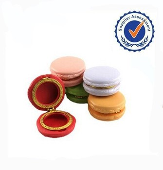 High Quality Promotional Macarons Box in Stock Resin Jewelry Box