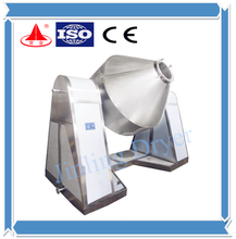SZG double cone rotating vacuum drying machine with vacuum pumb for sall for chemical /food