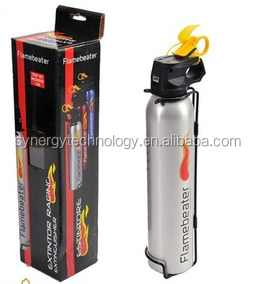 Aluminium Dry Powder Auto Fire Extinguisher for Car