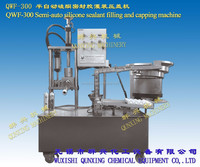QWF-300 silicone sealant filling and sealing machine