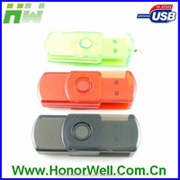 Gift Factory Best Transparent USB Flash Drive