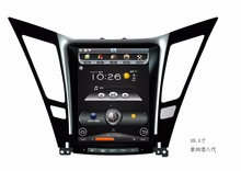Touch Screen 11 inch android car dvd with gps Navigation System for hyundai sonata 2011 - 2013 ( Vertical screen )