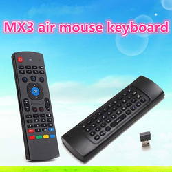 BT keyboard mouse C120 backlit Touchpad for android tv box remotewith USB Receiver 2.4GHz wireless