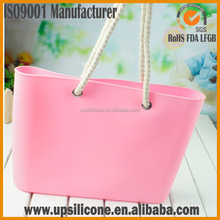 jelly candy color bag for women jelly silicone bags