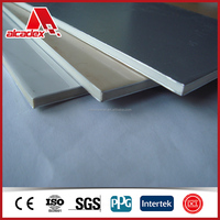 A2 Grade fireproof wall cladding acp sandwich panels