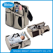 TRAVEL DIAPER BAG TRAVEL BASSINET PORTABLE BABY TRAVEL BED
