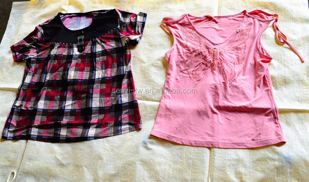 used clothing,used clothes,special blouse