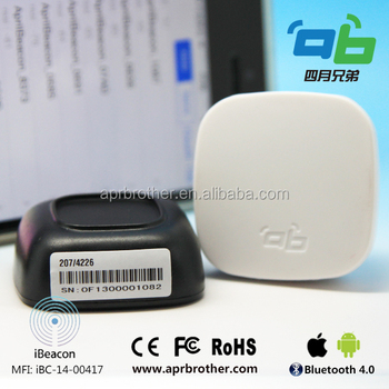 Indoor navigation bluetooth 4.0 module beacon ibeacon