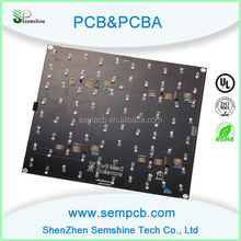 Professional high quality Rohs compliant quick turn laser pcb prototyping