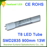 Supply Competitive Price 13W SMD2835 ark japan sex milk white tube 8 led light