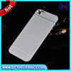New product PC Aluminum Metal Back cover case for iphone 5 5s