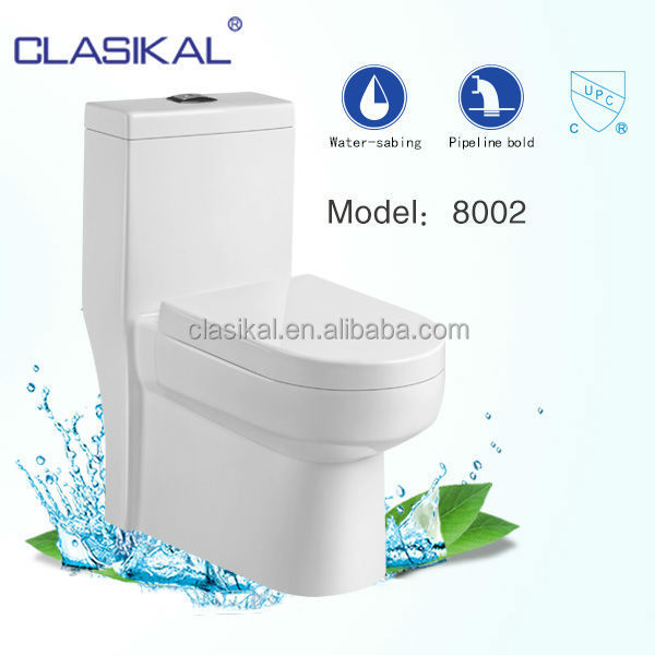 CLASIKAL sanitary ware Modern design one piece toilet ceramic